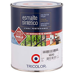 Esmalte Sintético Profesional 1/4 galón Negro