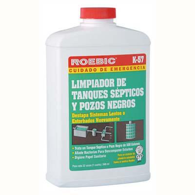Tratamiento para pozo y fosa s ptica k 57 - Productos para fosas septicas ...