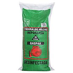 Tierra de hoja para jardín 50 kg saco