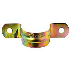 Set de abrazaderas 32 mm metal 5 unidades