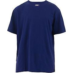 Polera manga corta azul talla XL