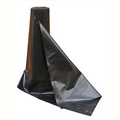 Polietileno Negro 800 x 0.10 mm