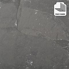 Piedra Pizarra 40 x 40 cm Gris-Verde 0.96 m2