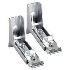 Escuadra sencilla aluminio TT 2 unidades