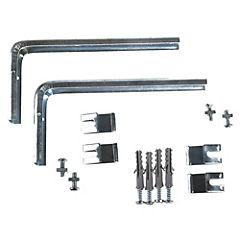 Escuadra doble aluminio TT 2 unidades
