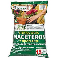 Tierra Mezcla 15 litros