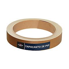 21mm 10m Tapacanto PVC peral