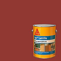 Tarro 3 kl Pintura Impermeabilizante Igol Ladrillo