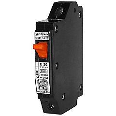 Interruptor Automático Riel americano 20A