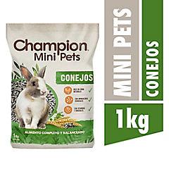 Alimento para conejo 1 kg