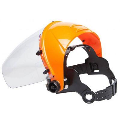 Protector facial amarillo for Protector de pintura