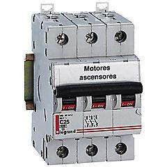 Interruptor automático trifásico 25A