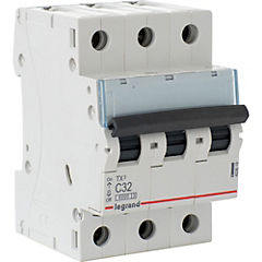 Interruptor automático trifásico 32A