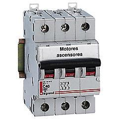 Interruptor automático trifásico 40 A