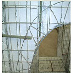 7.6x240 x0.5 cm Escalerilla Regular Estructural