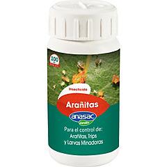 Insecticida para arañitas de jardín 100 ml frasco