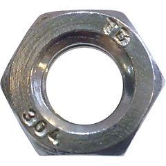 Tuerca hexagonal INOX 5/16-18 2 unidades