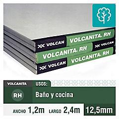 12.5 120x240 cm Yeso-carton R/H borde rebajado