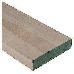 2x8'' x  3.2 m Pino dimensionado verde
