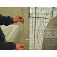 22x245x0.5 cm Malla Esquinera