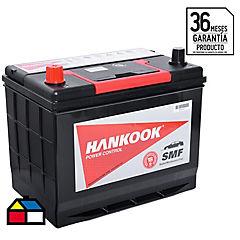 Batería de automóvil 70 A 12 V Izquierdo positivo