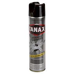 Insecticida para arañas y baratas 440 ml aerosol