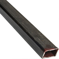 25x15x1.5mm x6m Perfil tubular rectangular