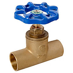 Llave de paso agua so so 3 4pulg for Llaves para ducha homecenter