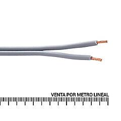Cordón metro lineal Gris