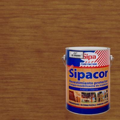 Preservante para madera sipacor alerce 1 gal n - Como impermeabilizar madera ...