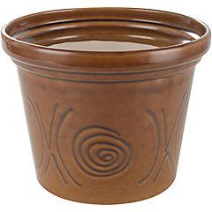 Macetero de cerámica 19x15 cm