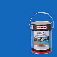 Pintura poro abierto Piscinas 1 galón Azul Tahiti