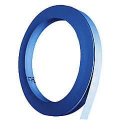 21mm 10m Tapacanto PVC azul
