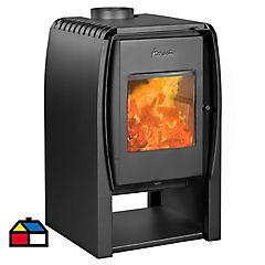 Calefactor leña Scan Nordic 380
