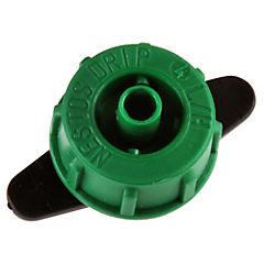 4 l/h Gotero Botón 5 unidades