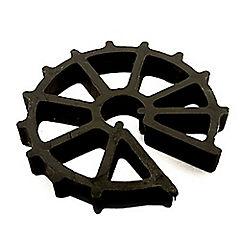 15mm. Bolsa 100u. Separador rueda