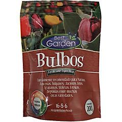 Fertilizante para bulbos
