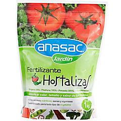 Fertilizantes para hortalizas 1 kg bolsa