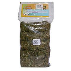 Alfalfa en cubos p/conejo 500 gr