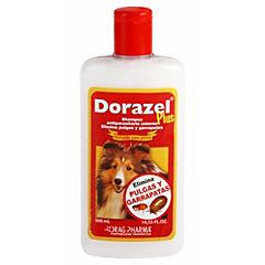 Shampoo antipulgas para mascota 300 ml