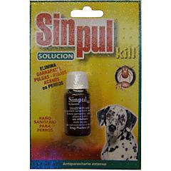 Solución antiparasitaria Sinpulkill 10 ml p/perro