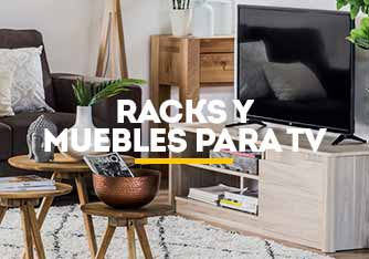 Racks y Muebles para TV