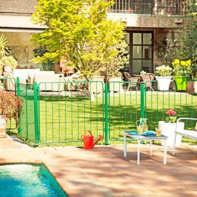 Rejas y seguridad para piscinas