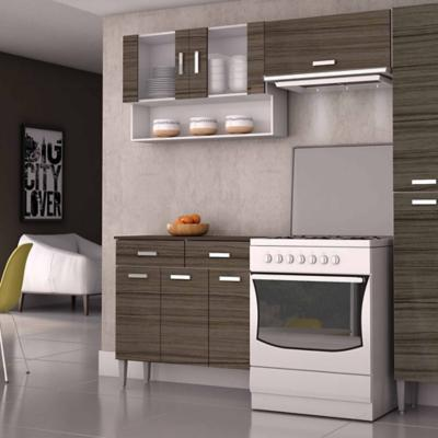 Kits de muebles de cocina Muebles de cocina modulares baratos