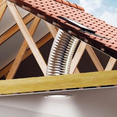 Ventanas y soluciones de techo for Ventana en el techo