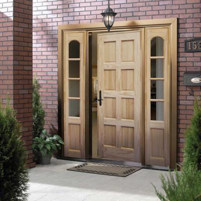 Puertas mundo en puertas - Puertas para exterior baratas ...