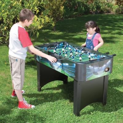 Ping pong, taca taca y pool