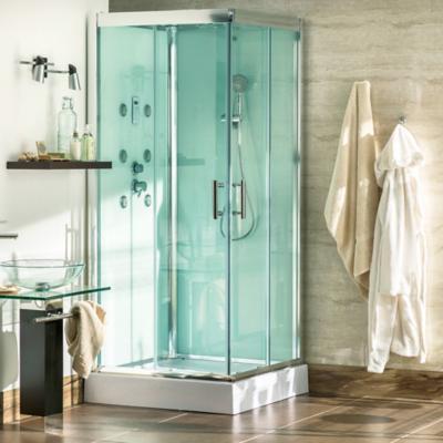 Duchas y cabinas for Griferia ducha homecenter