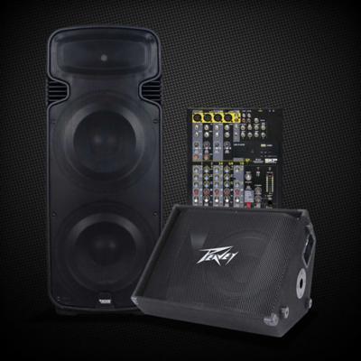 Audio Hi Fi