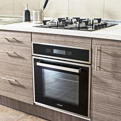 Encimeras hornos y cocinas for Estufas para empotrar